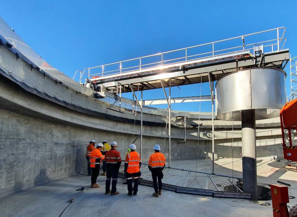Kurri Kurri Wastewater Treatment Works upgrade helping to better protect our environment