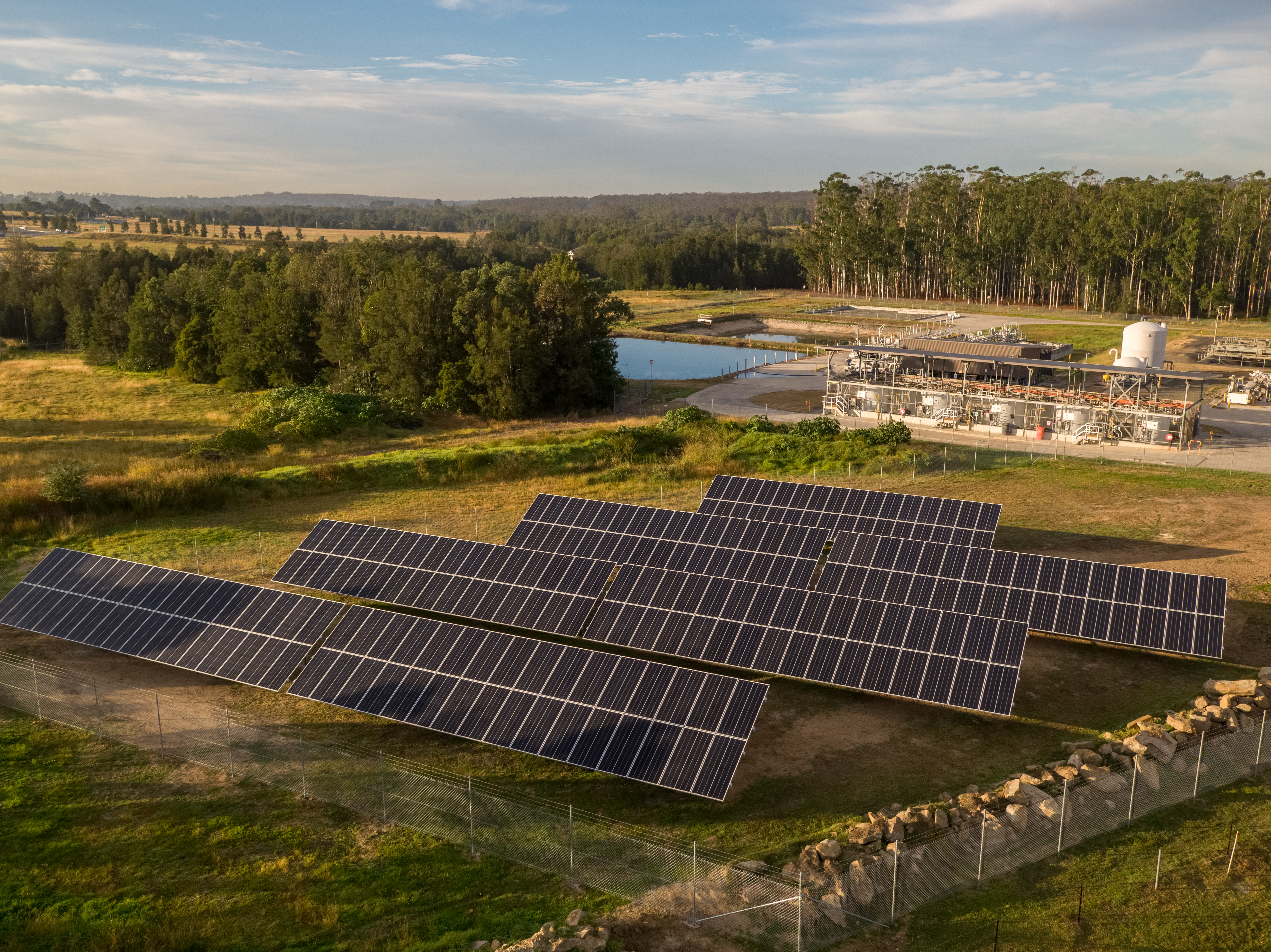 Renewable energy project powering Hunter Water towards 2030 carbon-neutral goal